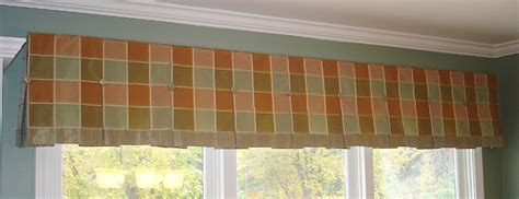 Box Pleat Valance Inverted Box Pleated Valance 187 Susan S Designs