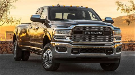 2020 Dodge Ram Limited by 2020 Ram 3500 Heavy Duty Limited Crew Cab Dually