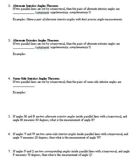 Angles Word Problems Worksheet by I This Breaks All About Angles