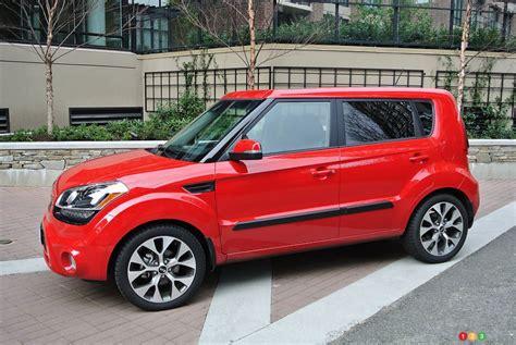 Kia Soul Accessories 2013 2013 Kia Soul 4u Luxury Car Reviews Auto123