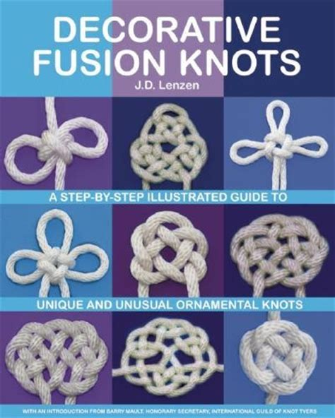 Decorative Knot Tying - best 25 nautical knots ideas on