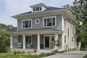 four homes dc area s passive house craftsman exterior dc