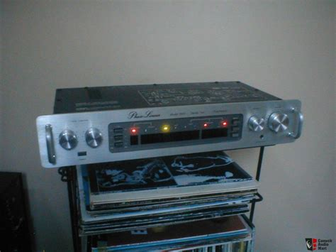 Power Lifier Linear phase linear 400 ii power lifier pre tuner photo 282005 canuck audio mart
