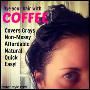 color hair with coffee coffee as a hair color brown hairs
