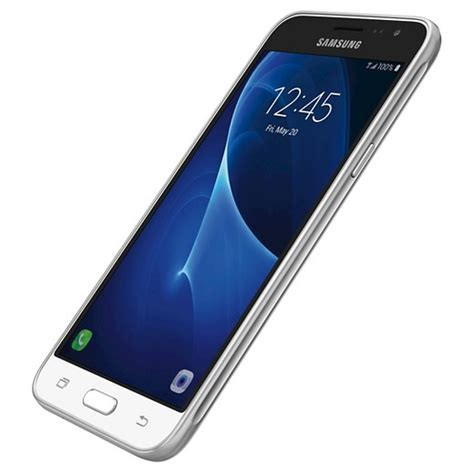 samsung cell phone unlocked samsung j3 16gb cell phone white target