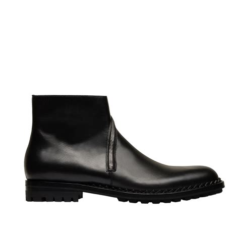balenciaga boots mens balenciaga balenciaga zip ankle boots s ankle boot