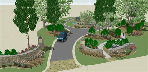 landscape layout sketchup landscaping landscape design using sketchup