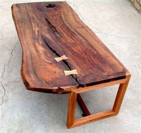 17 best images about slab wood coffee tables on pinterest