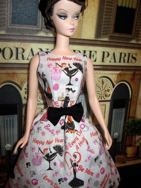 silkstone barbie dress  days  holiday