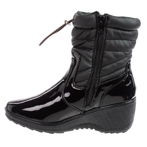 santana canada boots aquatherm by santana canada blayze snow boots for