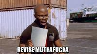 Doakes Meme - james doakes quot surprise motherfucker quot know your meme
