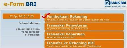 cara membuka rekening bca secara online cara membukan rekening bri secara online cb magazine