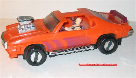 Box Beam M A S K Vehicle Profile Stinger