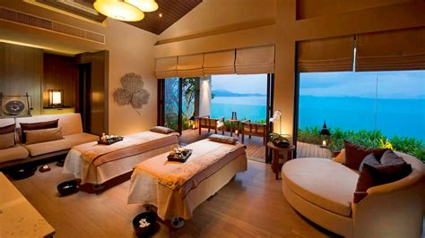 best hotel spa 10 best spas inside resorts in koh samui samui s most