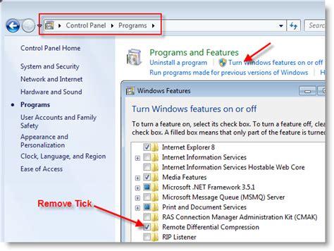 Windows 7 Netzwerk Autotuning by How To Make Windows 7 Slow Network Faster Osmicro Blog