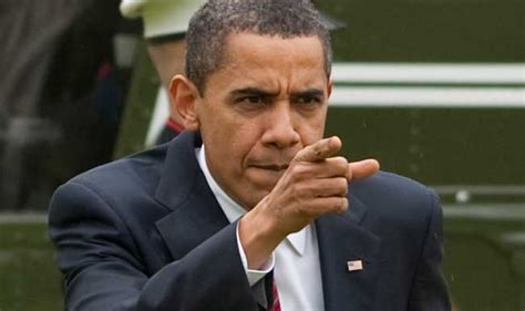 Finger Pointing Meme - barack obama vows to hit islamic state wherever they