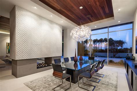 wall treatments contemporary architecture and interiors on sunset strip
