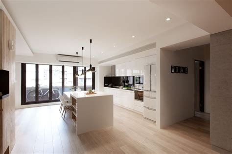 Contemporary Child Friendly Apartment For A Young Urban