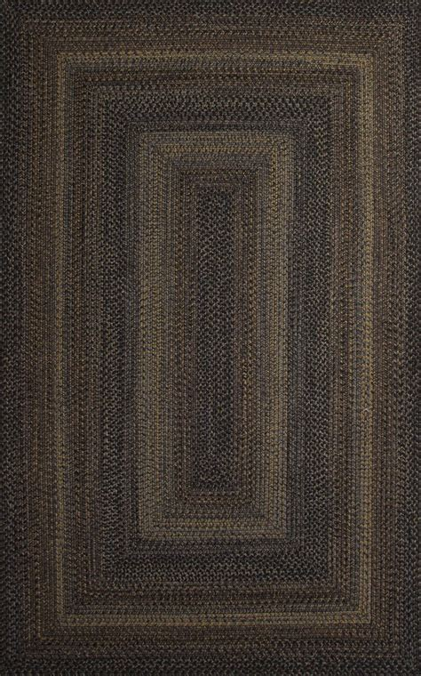 forest rug jaipur ultra durable braided rugs black forest black gray ubr02 area rug free shipping