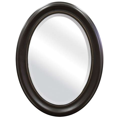 Black Oval Bathroom Mirror by Black Oval Bathroom Mirror Bathroom Design Ideas
