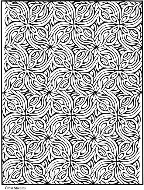 coloring pages with intricate designs intricate designs to color coloring home