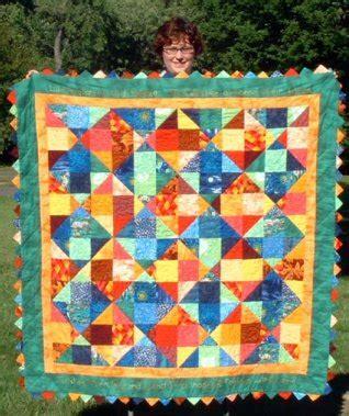 Split Nine Patch Quilt Pattern by Really Split Nine Patch Page 2