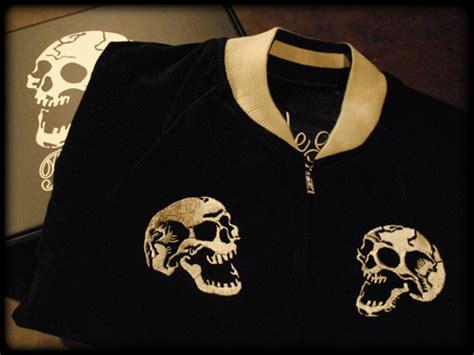 Jkt Skull skull souvenir jkt rude