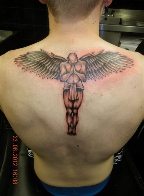 angel wing tattoo quotes quotesgram