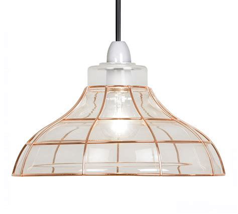 oaks lighting elgg non electric ceiling pendant clear
