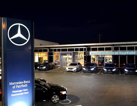 mercedes of fairfield ct luxury auto dealership