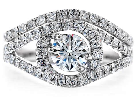 the pair 9 ideal engagement ring wedding band