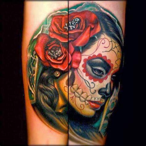 tattoo 3d caveira significado das tatuagens de caveira mexicana fotos
