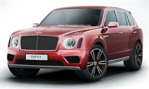 2016 Bentley Suv Price 2016 Bentley Suv Rendered Autoevolution