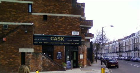 Cask Pub And Kitchen by Ed S Site The Cask Pub And Kitchen Pimlico