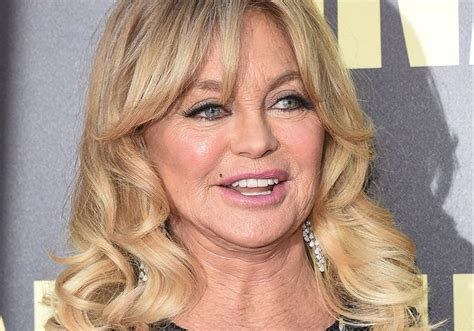 goldie hawn diet goldie hawn s beauty and diet secrets fitness spa
