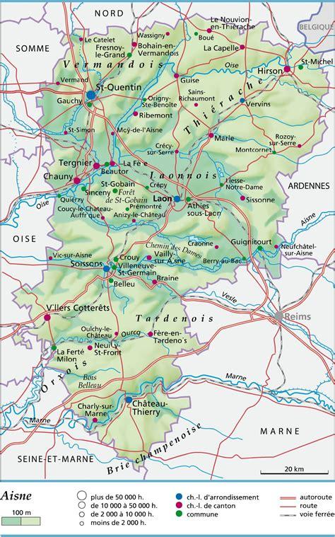 chambre des notaires de l aisne carte de l aisne aisne carte du d 233 partement 02 villes