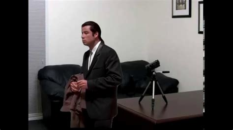 casting couch tapes confused travolta in casting couch youtube