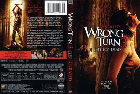 Watch Wrong Turn 3 Left For Dead 2009 Full Movie Bdrip 720p Ac3 Wrong Turn 3 Left For Dead 2009 Release Lounge