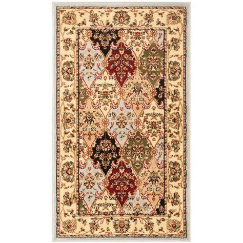 two grey rugs safavieh lyndhurst gray multi 2 ft 3 in x 6 ft runner lnh320g 26 the home depot