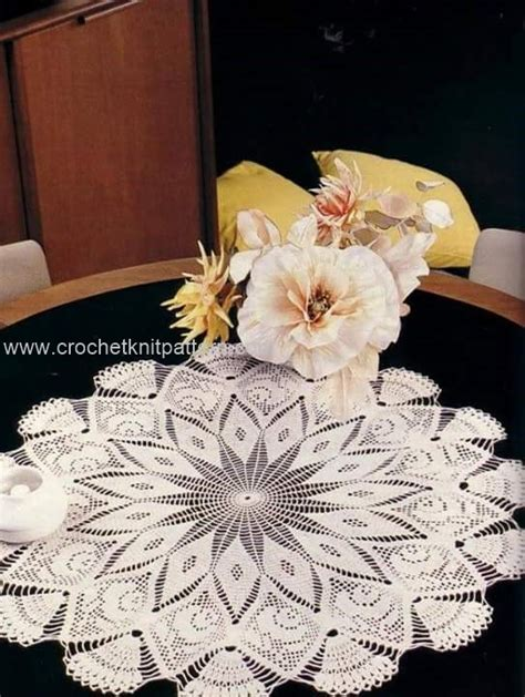 home decor crochet home decor crochet patterns part 6 beautiful crochet