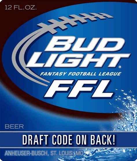 32 pack of bud light more bud light nfl labels approved beerpulse