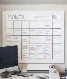 Diy Erase Calendar 25 Best Ideas About Diy Whiteboard On