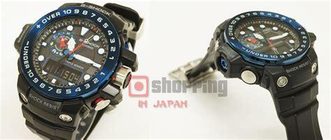 Casio G Shock Gulfmaster Gwn 1000b 1bjf Black Resin Band Jdm casio g shock gulfmaster gwn 1000b 1bjf shopping in japan net