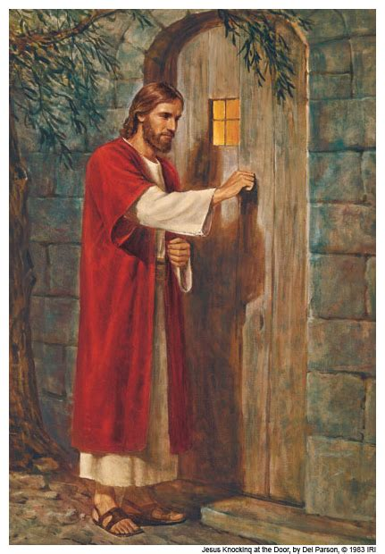 Jesus Knocking At The Door Images by Designingachristianhome The Elements And Principles Of
