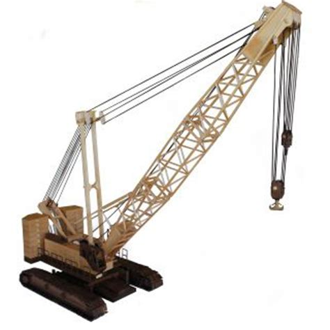 heavy lifter woodworking crane  inches long woodworking