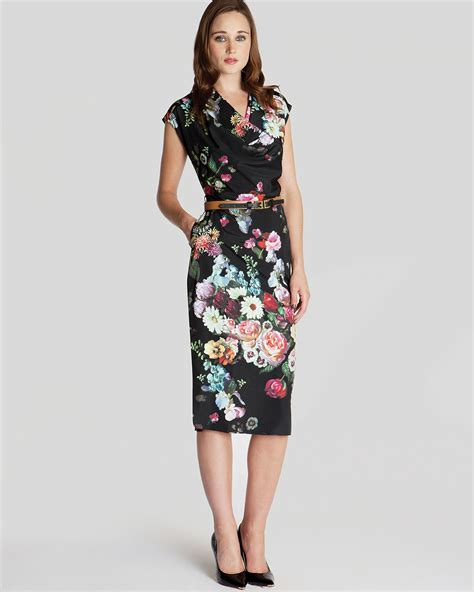 Ted Baker Ted Guys Ite1119 ted baker sweater dress gown and dress gallery
