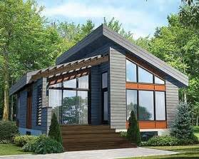 Modern Cottage House Plans by 1000 Ideas About Modern House Plans On Pinterest Modern