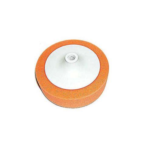 Ipo Foam Compounding Pad 3 Quot gpi orange foam pad w plate