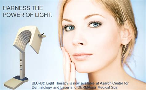 blu u light treatment for actinic keratosis cancer therapy blue light skin cancer therapy