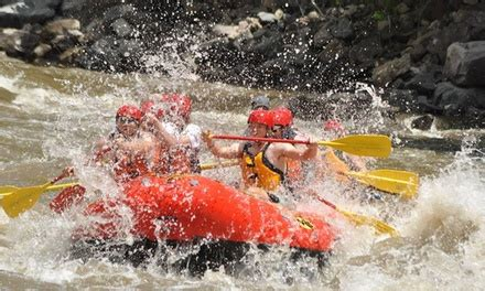 Rock Garden Rafting Rock Gardens Rafting In Glenwood Springs Co Groupon
